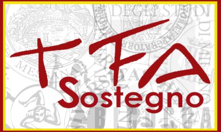 Martedì ore 17.30 7° incontro preparazione TFA Sostegno