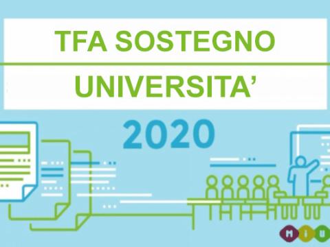 TFA Sostegno Università