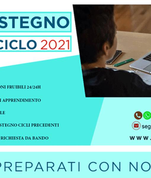 A BREVE IL BANDO PER L'AVVIO DEL VI CICLO TFA SOSTEGNO ANNO 2021