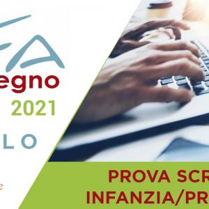 TFA SOSTEGNO 2021 VI CICLO  PROVA SCRITTA INFANZIA/PRIMARIA